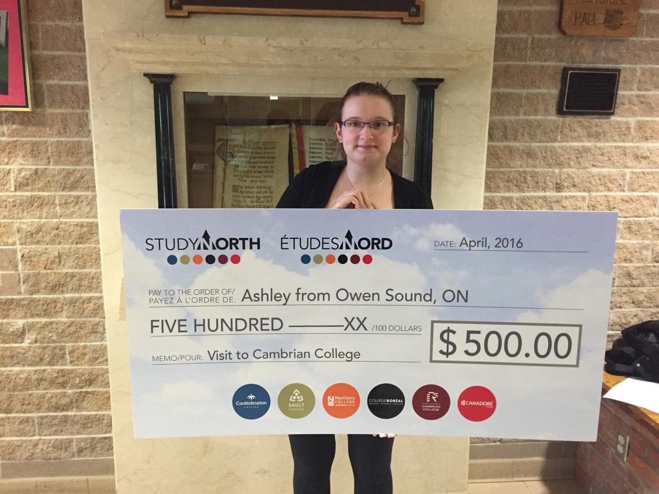Ashley_OwenSound_cheque