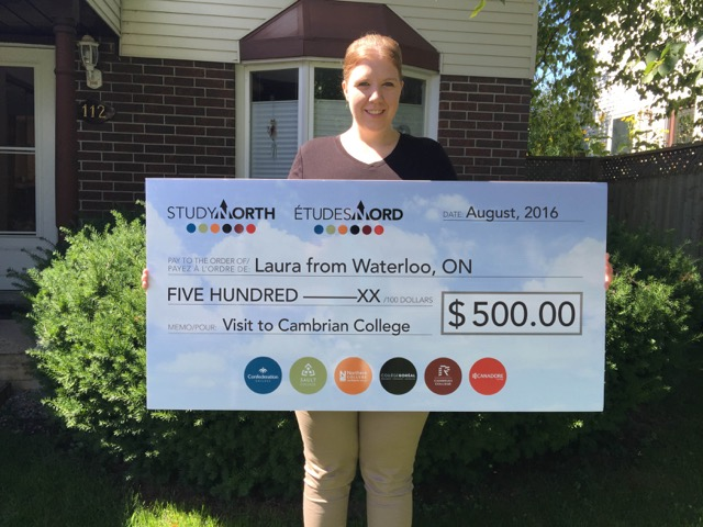 LauraMurkoWaterlooCambrian2_cheque