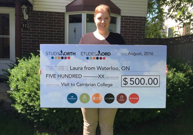 LauraMurkoWaterlooCambrian2_cheque