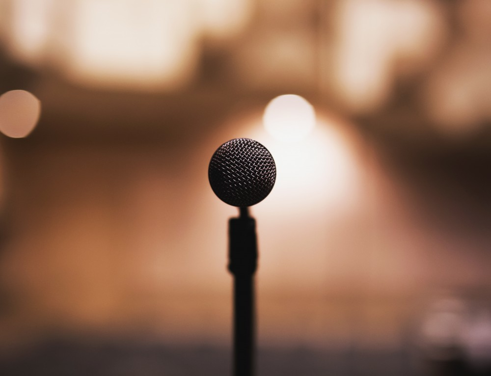 Need Help With Public Speaking?